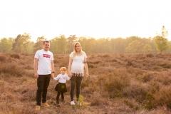Zwangerschapsshoot Meinweg Roermond-103